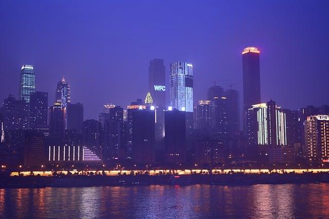 Größten Stadt Der Welt