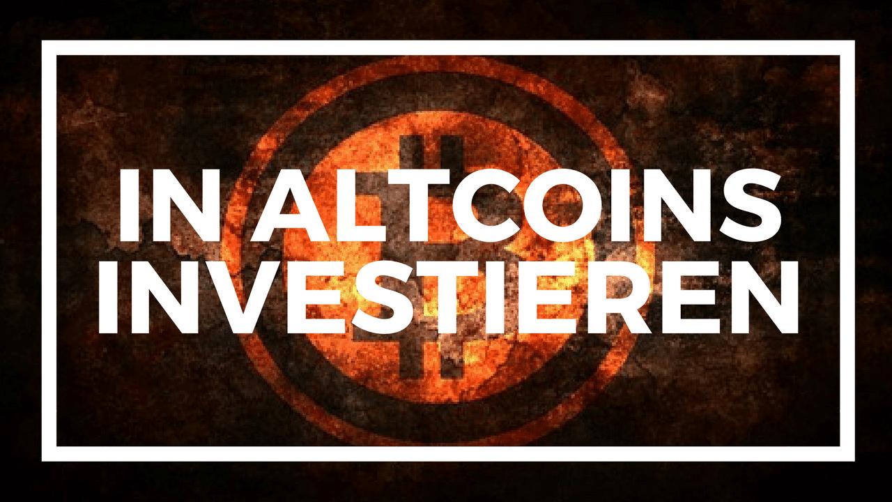 Richtig in Altcoins investieren: Die Möglichkeit Deinen eigenen Altcoin-Index zu erschaffen