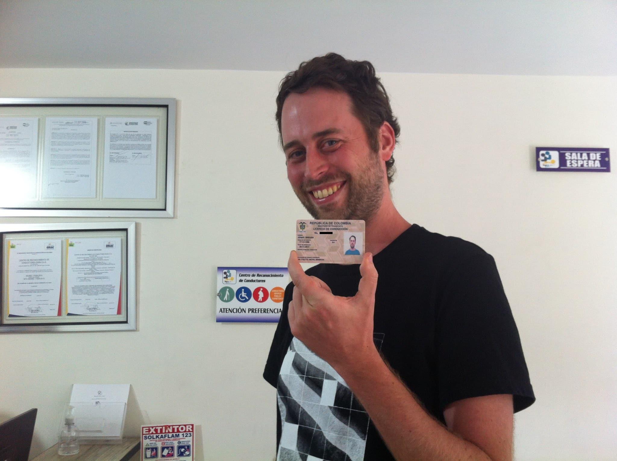 Führerschein Im Ausland Machen – Ein Erfahrungsbericht Aus Kolumbien