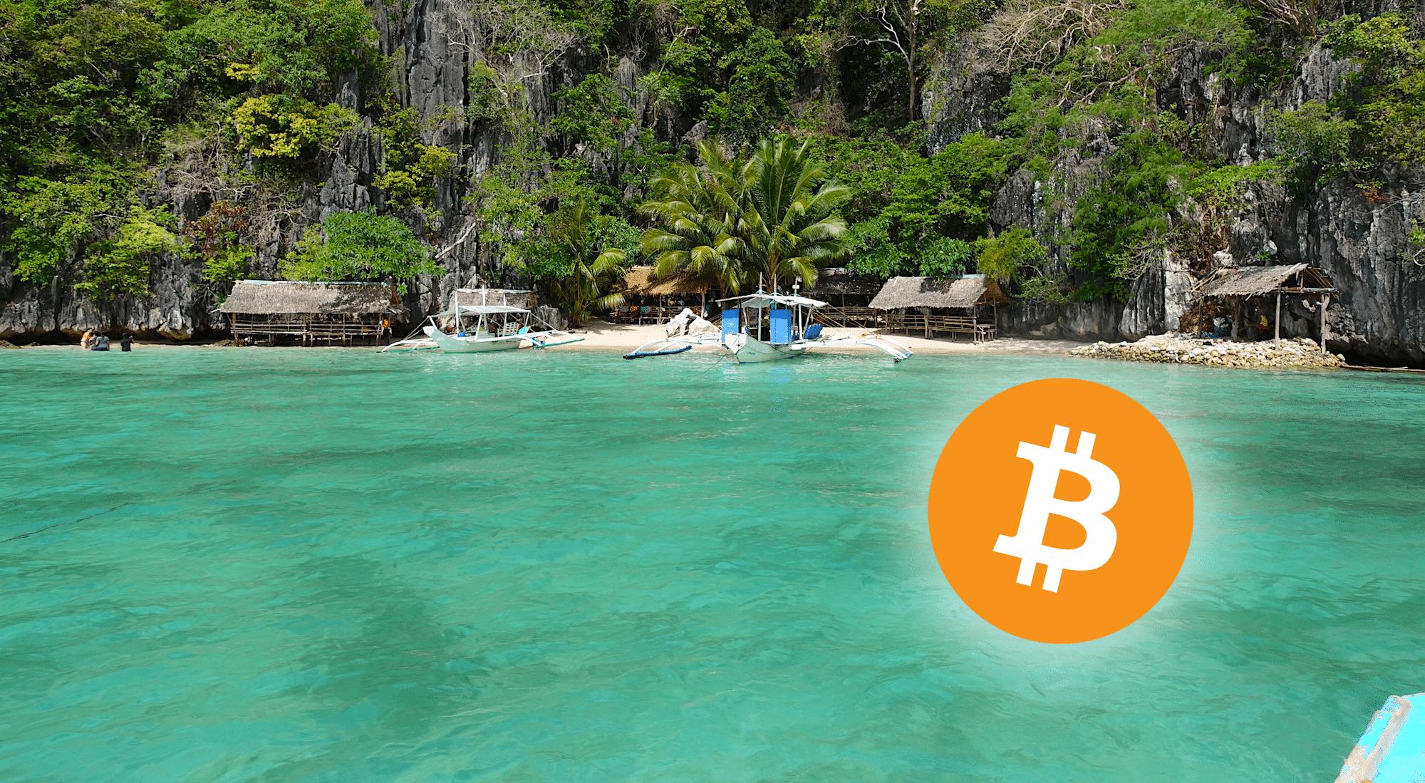 Mit Bitcoin Auf Den Philippinen Leben
