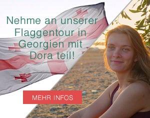 Georgien Reise mit Dora